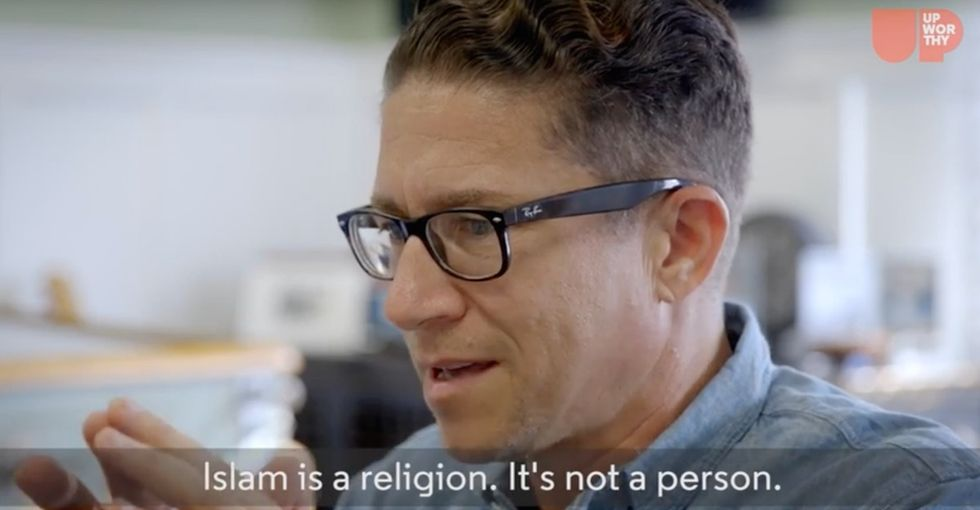 2 men get brutally honest about Islamophobia. The result is uncomfortable but important.
