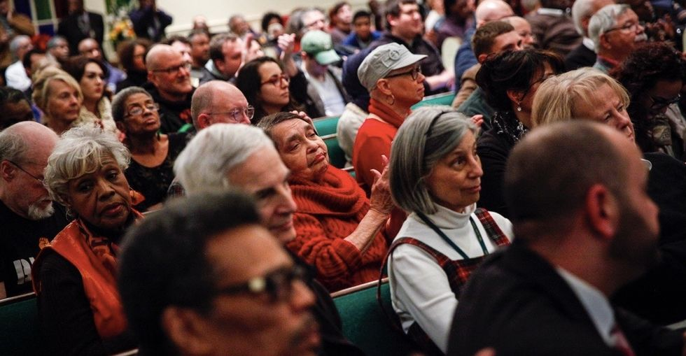 When their reps ignored requests for town hall meetings, these constituents got creative.