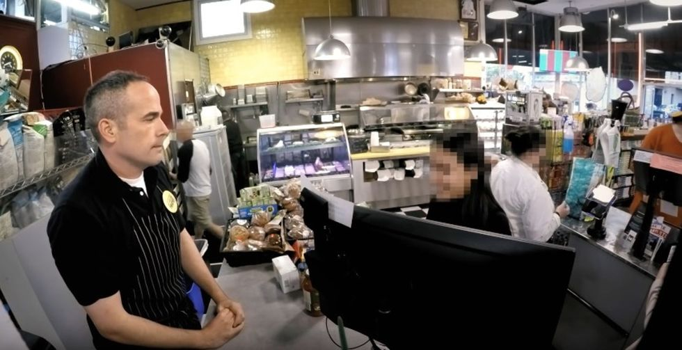 A grocery store intentionally overcharged customers to show what poverty is really like.