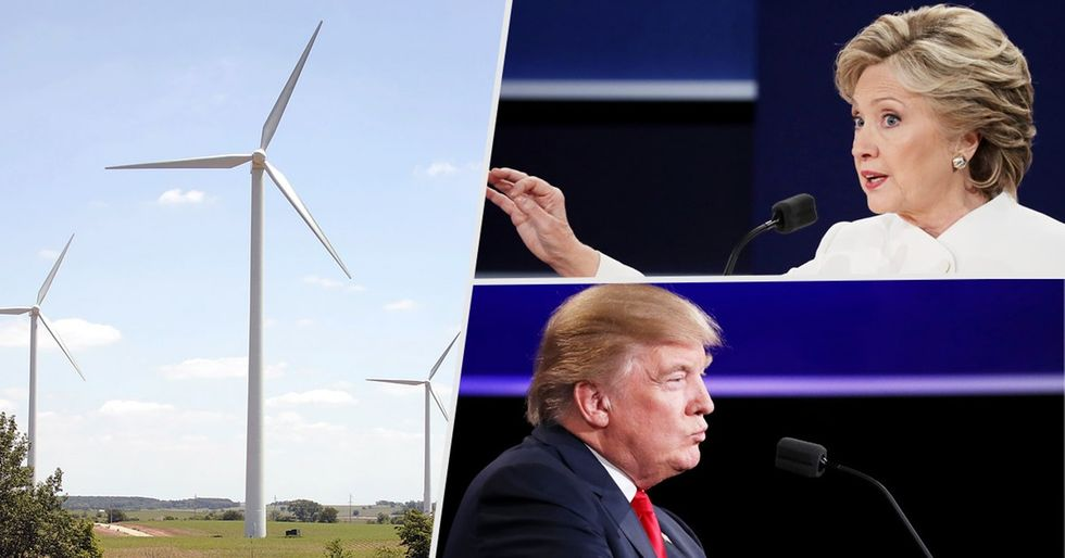3 dire reasons why I'm so mad the debates didn't bring up climate change.