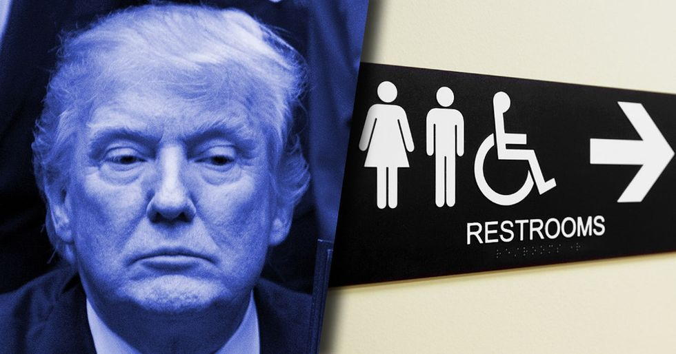 Bathrooms just became less safe for trans students. Here's what to do now.