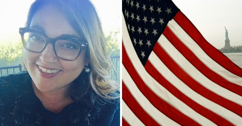 What a hopeful first-generation immigrant wants you to remember on Election Day.