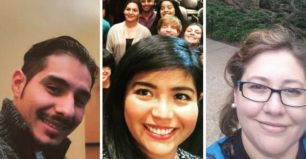 New U.S. citizens are racing to the polls for the first time this year. They told us why.