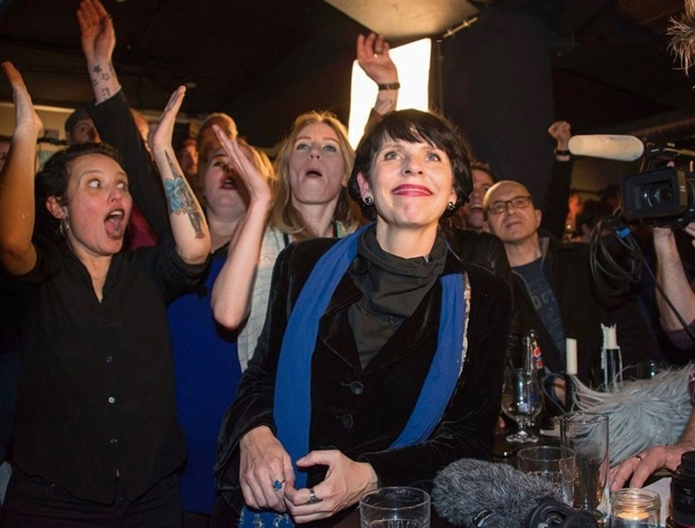 Discouraged by politics? You should check out the revolution happening in Iceland.