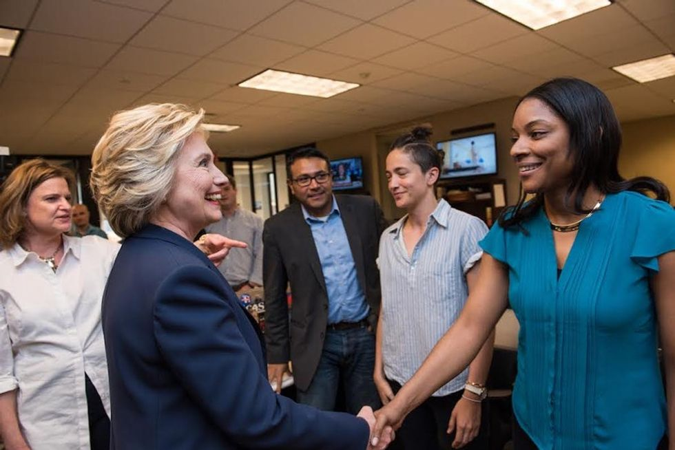 What the women who worked to elect Hillary Clinton are doing now.