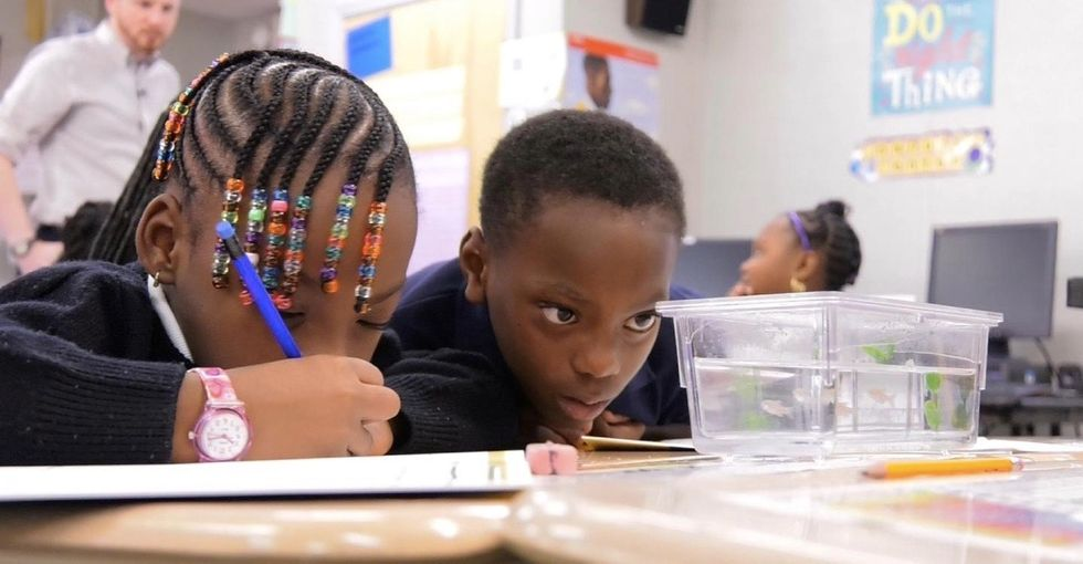 This teacher gave kids fish instead of lectures, and it's turning them into scientists.