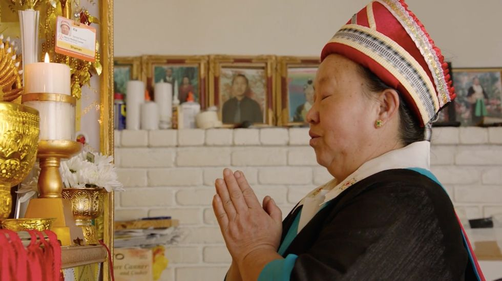 The Hmong people prefer shamans over doctors. So one hospital decided to provide both.