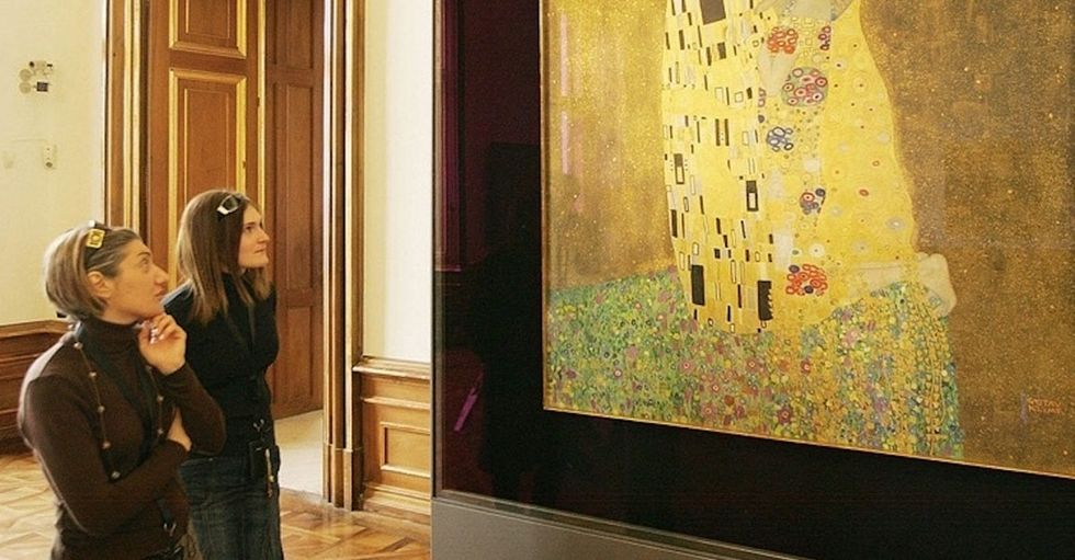 This famous painting was just transformed into 3D touchable art for the visually impaired.