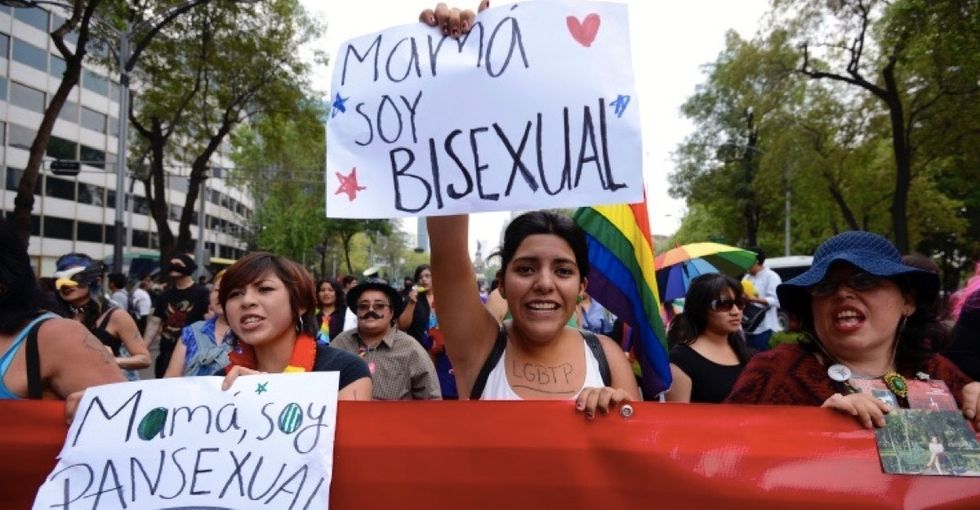 No, everyone isn't 'a little bisexual.' Here's why we need to stop saying that.