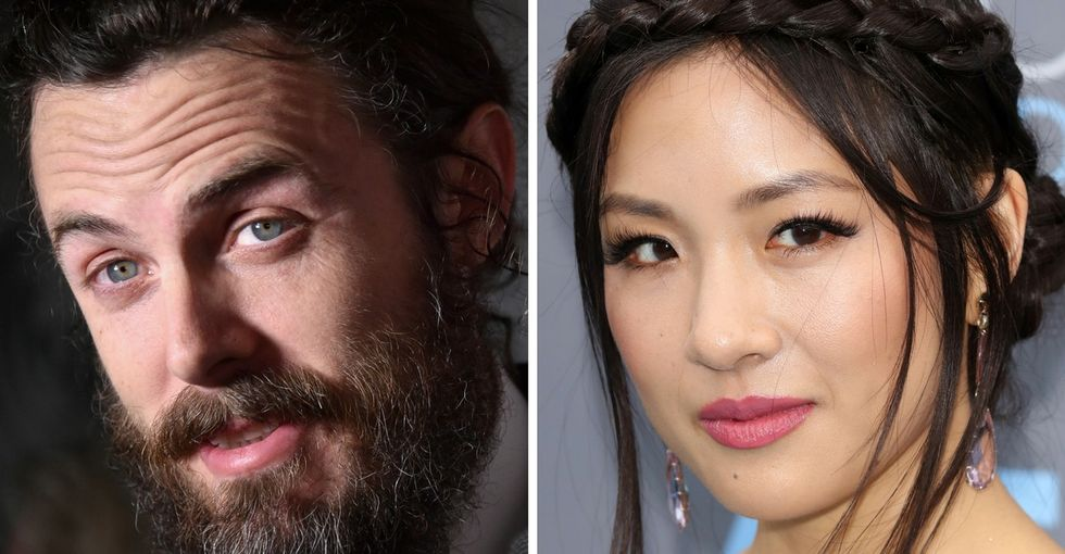 Constance Wu describes exactly what's wrong with Casey Affleck's Oscar nod.