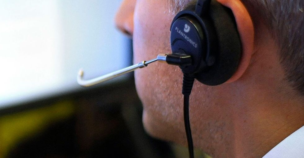 People with dementia might be in danger from telephone scams. The U.K.'s got a neat fix.