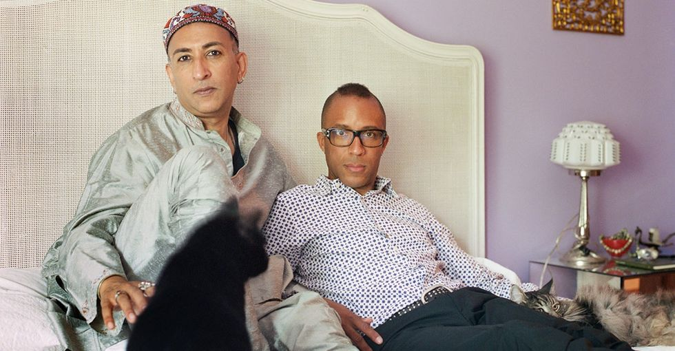 Think you can't be gay and Muslim? You should see this powerful photo series.