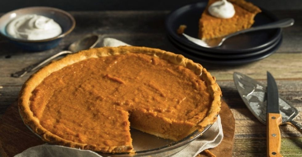 The surprising history of sweet potato pie that will make you think twice about pumpkin.