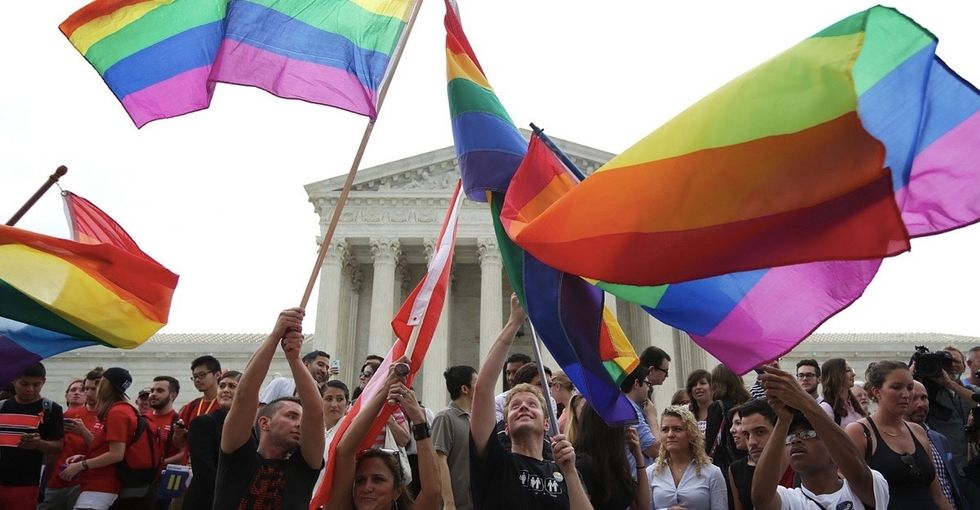 Fewer kids are attempting suicide. We may have same-sex marriage to thank for it.