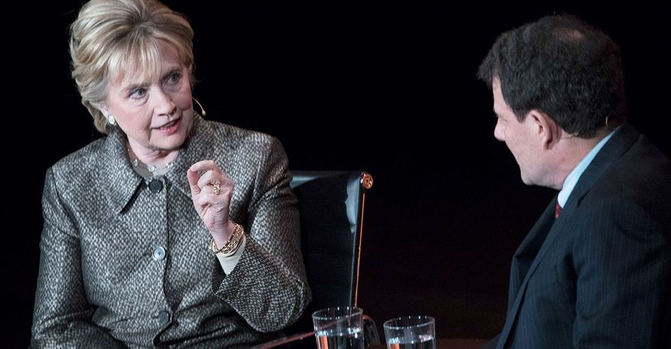 Hillary Clinton is a worried American and 6 other things we learned today.