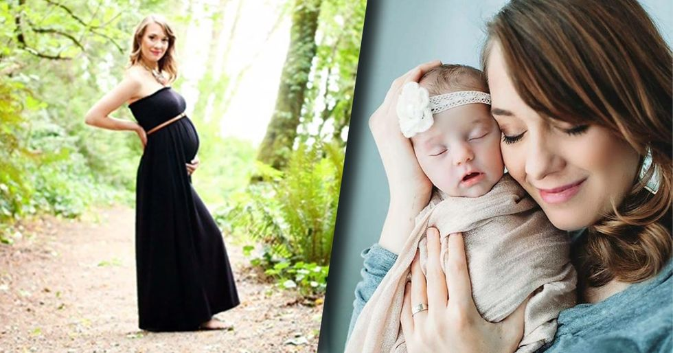 This mom is sharing her story of pregnancy loss so others won't struggle alone.