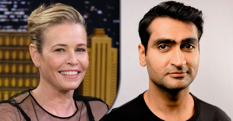 Chelsea Handler was asked what she thinks when she hears 'Muslim.' Her answer is telling.