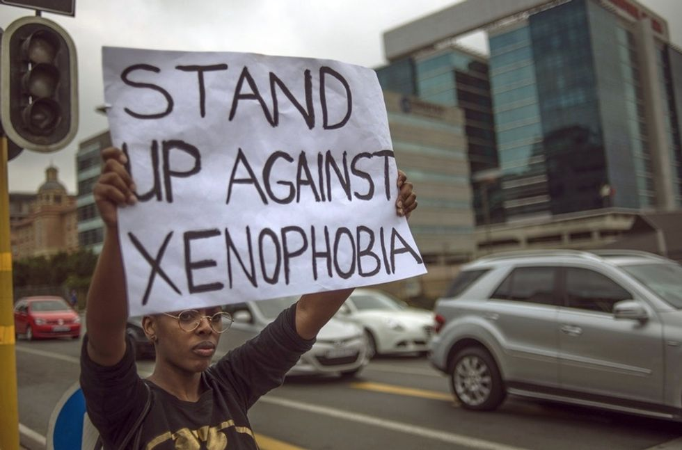 What you need to know about 'xenophobia,' Dictionary.com's word of the year.