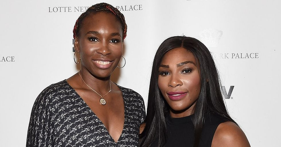 Venus and Serena Williams just opened a center for gun violence victims in Compton.