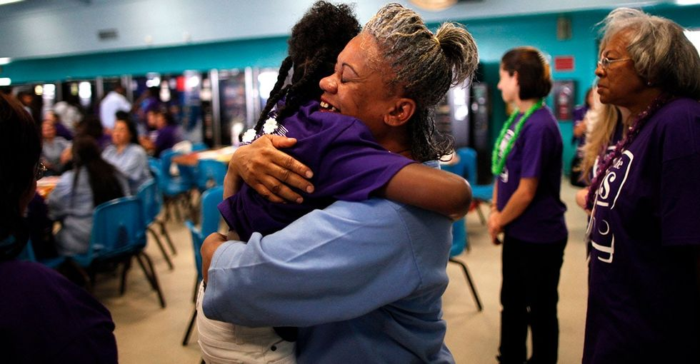 Why activists are joining forces to bail black mothers out of jail.