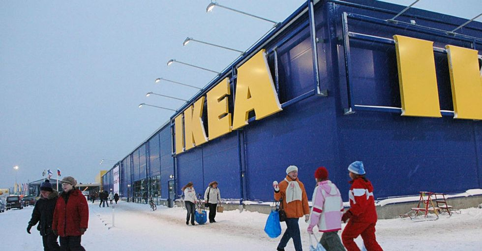 IKEA's new parental leave policy definitely raises the bar for American retailers.