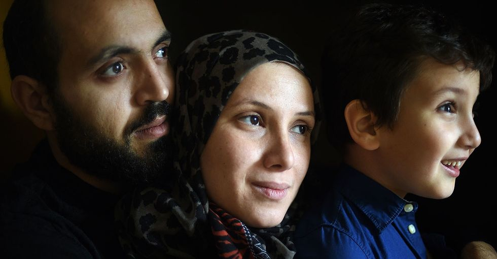 Setting the record straight on what it's really like to host a refugee family.