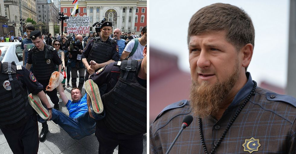 'People who just don't exist': 6 things to keep in mind as gay men disappear in Chechnya.