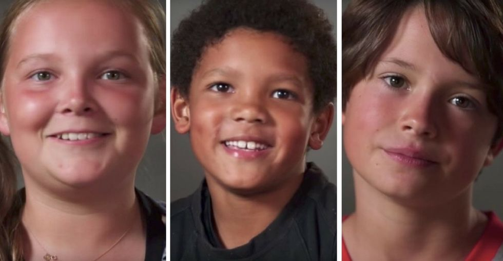 Kids reveal the best things parents can say to them at their sporting events.