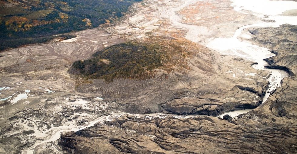 River piracy may be climate change's weirdest effect. It just happened in Canada.