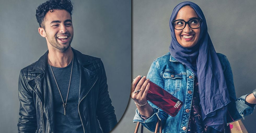 This delightful photo series highlighting young Muslims is so wonderfully pure.