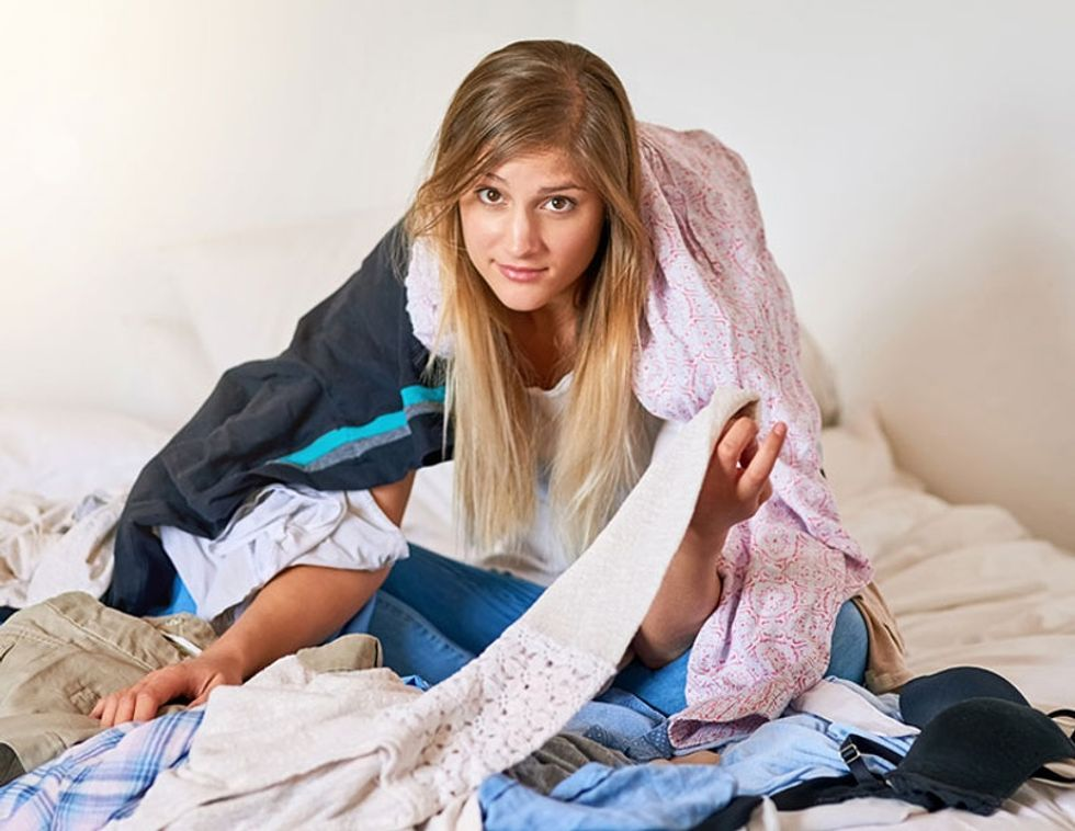 9 reasons you shouldn't throw away clothes, and 4 things you can do instead.