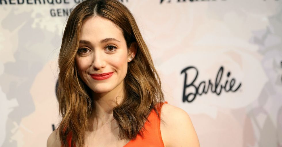 Emmy Rossum is demanding equal pay on 'Shameless.' And she really means equal.