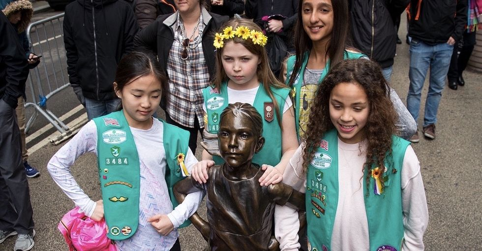 Girl Scouts will now earn badges in cybersecurity and it's totally awesome.
