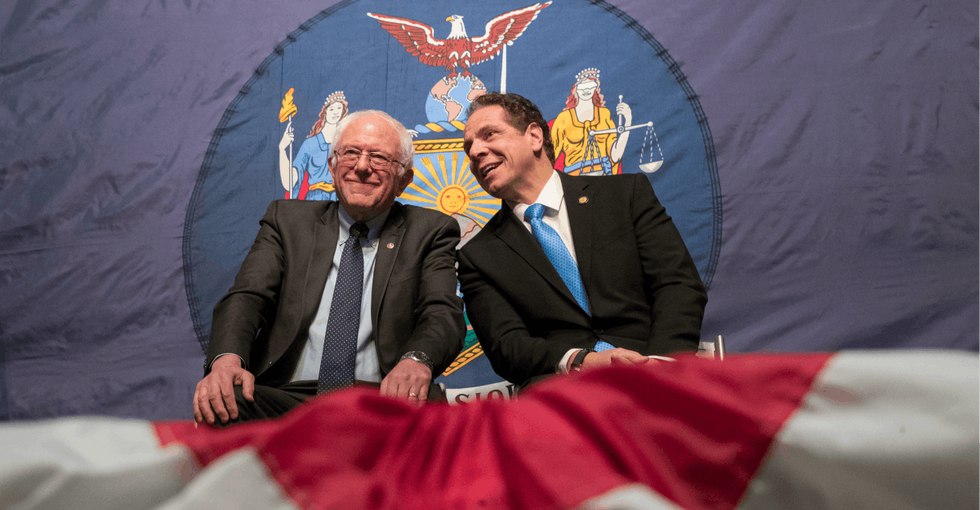 Backed by Bernie Sanders, this governor's plan for free college could be a game-changer.