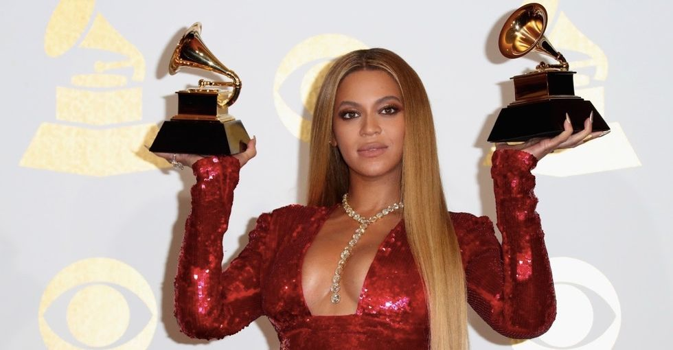 Beyoncé is not only celebrating talented women. She's paying them.