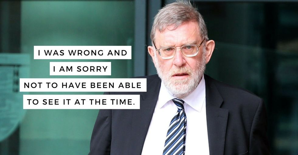 People are loving this former U.K. leader's apology for opposing gay marriage.