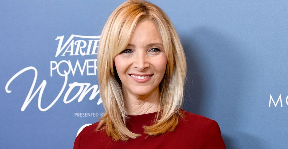 Lisa Kudrow dished on an odd form of sexism she encountered on a press tour.
