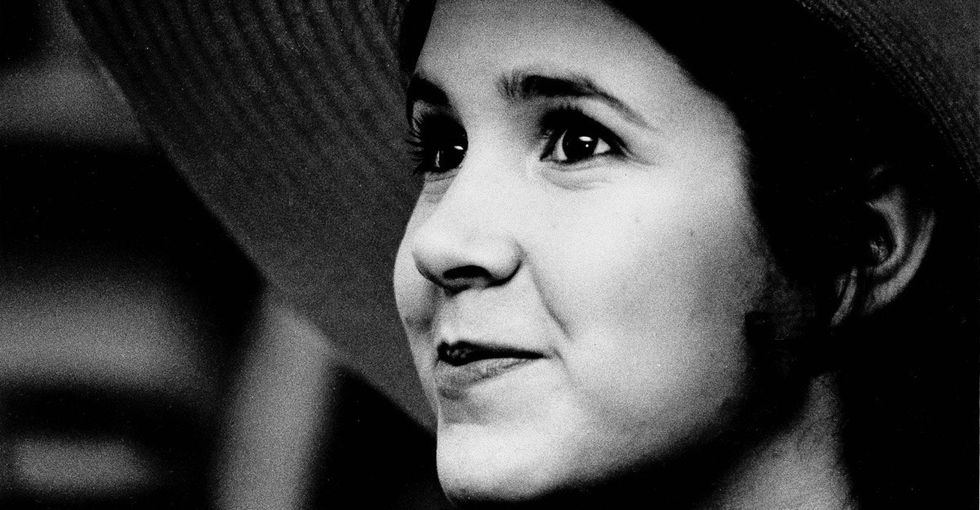 17 times Carrie Fisher handled the world with eloquence and bluntness.