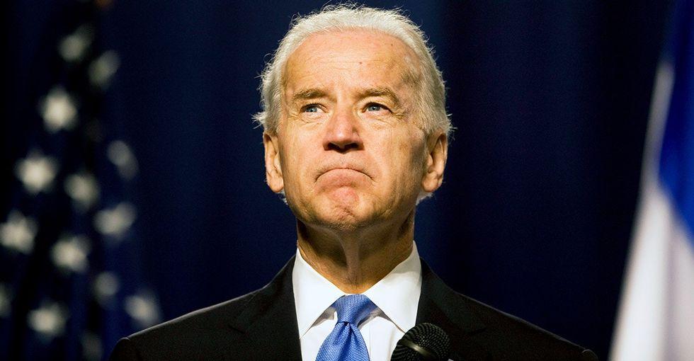 'Prejudice is prejudice': Joe Biden blasts homophobia based on 'cultural' differences.