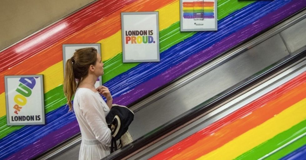 London trains are swapping 'ladies and gentlemen' for this gender-neutral greeting.