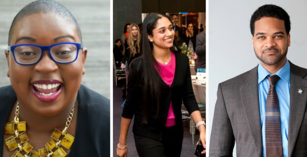This campaign is recognizing incredible innovators fighting for social change.