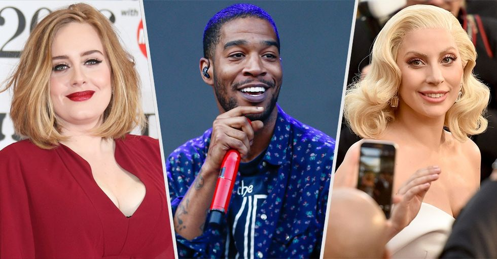 31 celebrities who smashed the stigma surrounding mental illness in 2016.