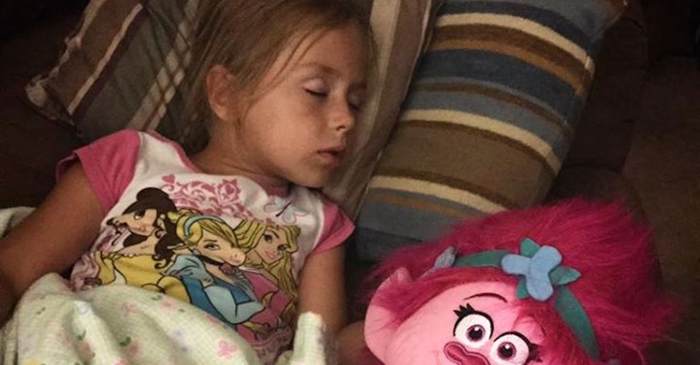 A mom was about to teach her daughter about graceful losing. Then she had a better idea.