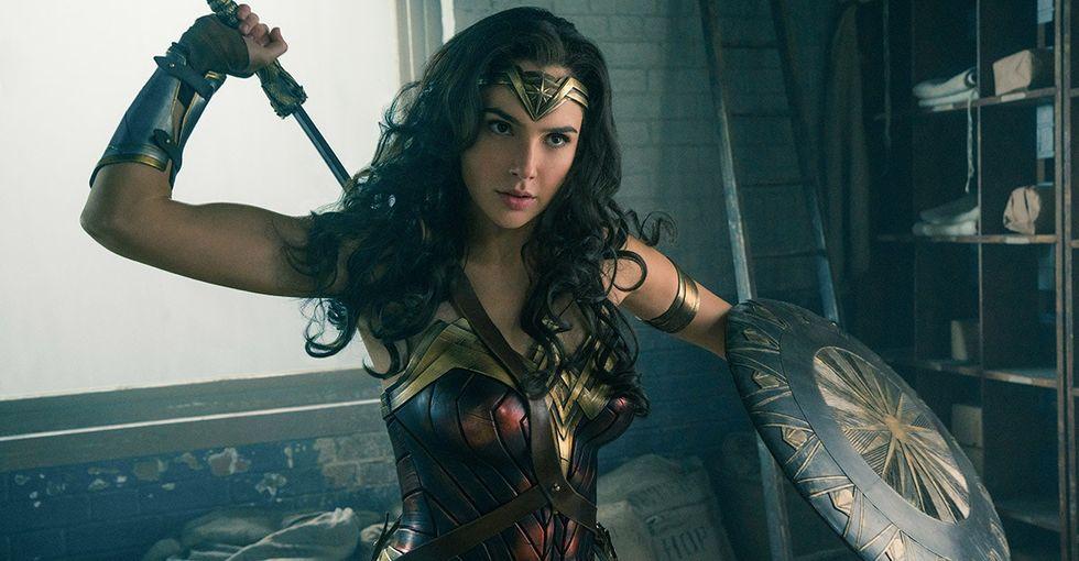 Sexist trolls got mad about an all-women 'Wonder Woman' screening. The theater fired back.
