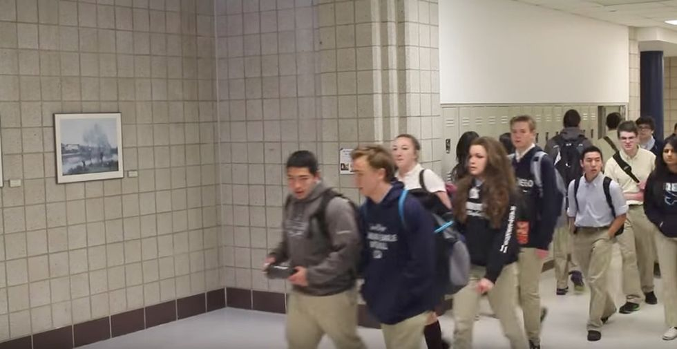 How one high school in Utah is teaching kids an invaluable lesson about community service.