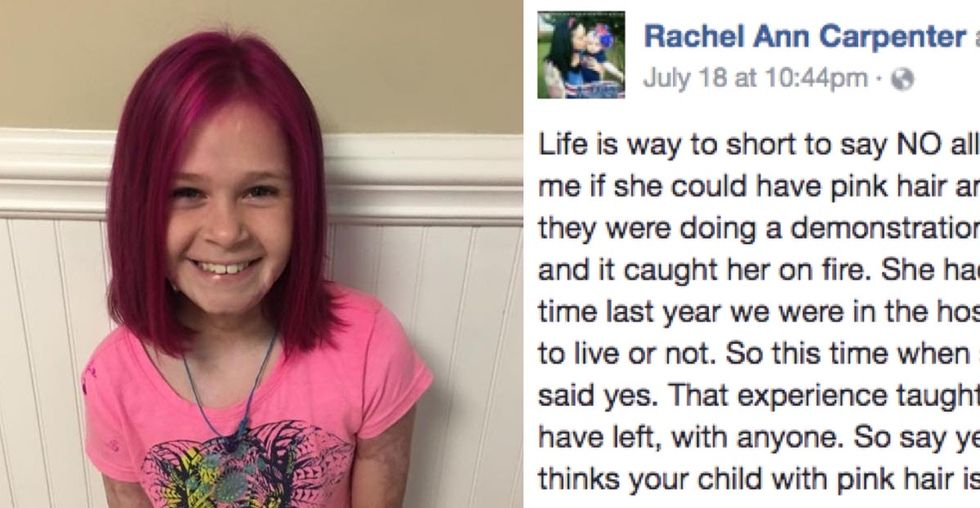 One mom's tear-jerking story might convince you to say 'no' a little less often.