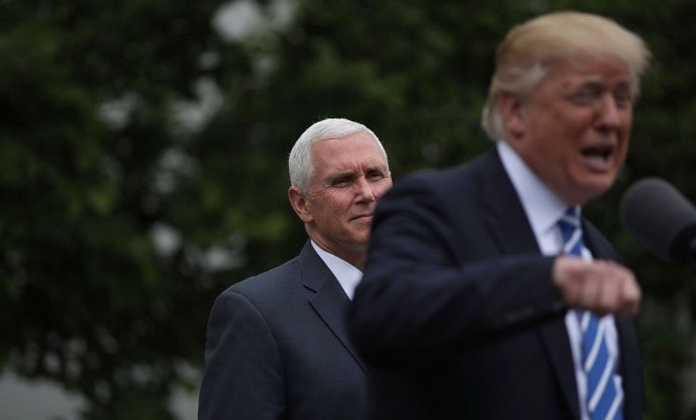20 things Mike Pence did while you weren't looking — and why it matters.