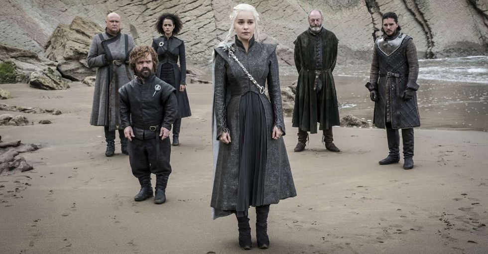 9 surprisingly heartwarming moments you may have missed in last night's 'Game of Thrones.'