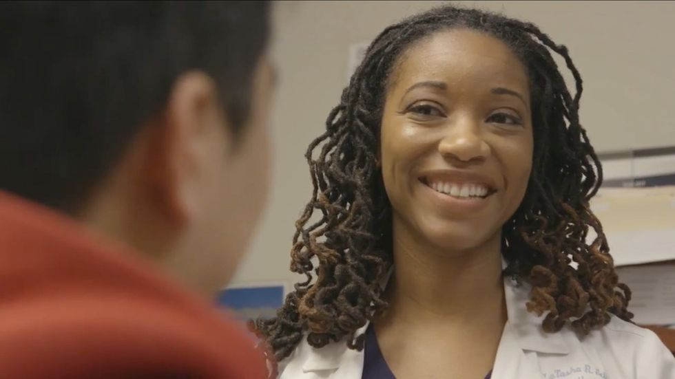Meet the doctor spreading her preventive care message to the entire country.