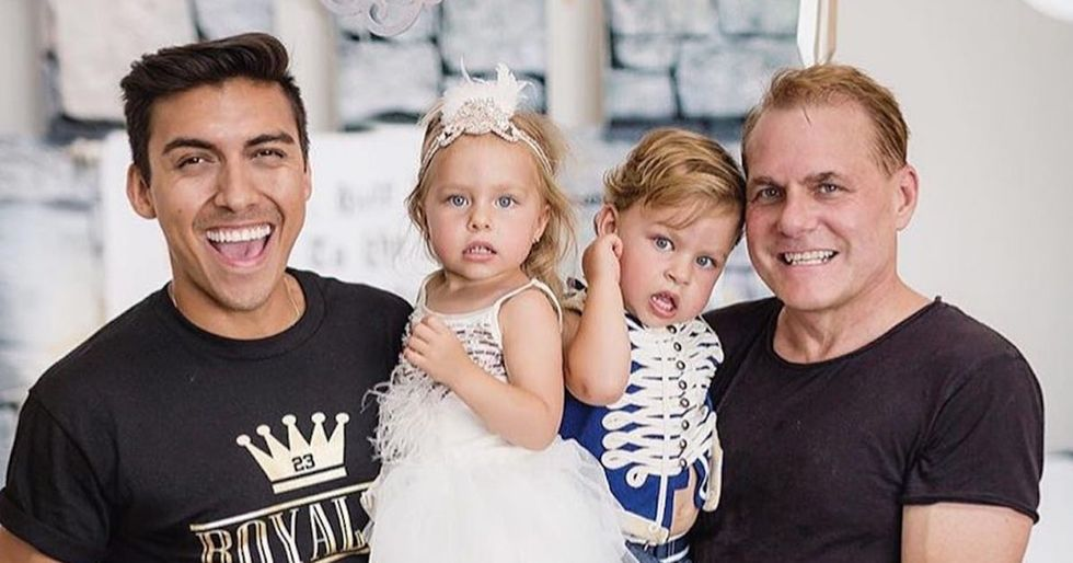 You need to see these adorable photos of gay dads with their kids.